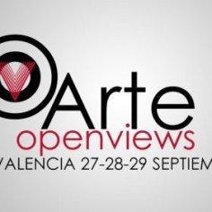 Arte Openviews. Valencia del 27 al 29 de Septiembre