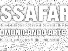 Russafart 2014 - Comunicando arte. 30, 31 y 1 de Junio